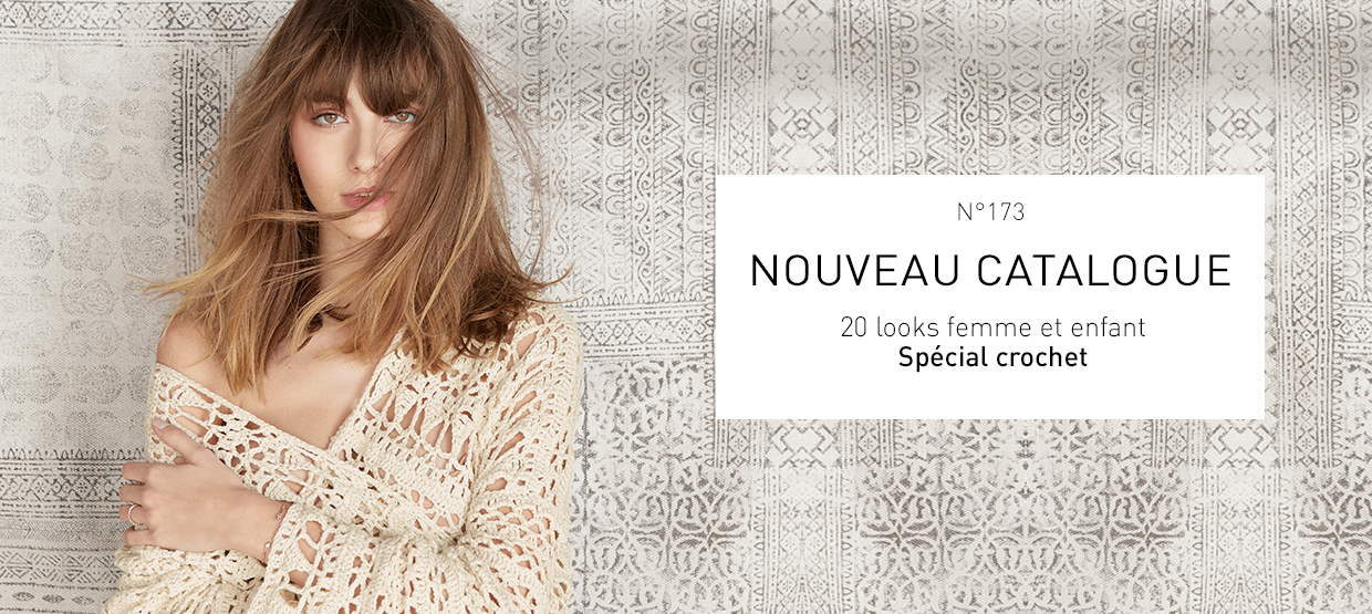 Nouveau catalogue Crochet